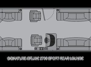 2021 Landau 2700 Signature Cruise