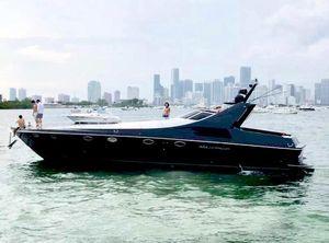1986 Riva Black Corsair