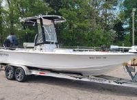 2005 Sea Pro SV2400CC Bay Boat