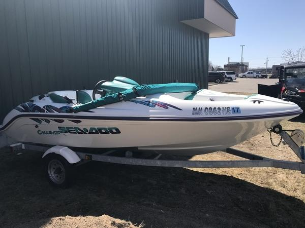 Sea-doo Challenger boats for sale - Boat Trader