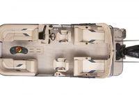 2021 Suncatcher Pontoons SELECT 322SS
