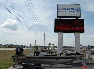 2003 Tracker Pro Team 165
