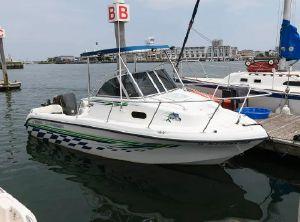 2001 Carolina Skiff Sea Chaser 210