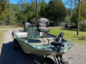 2008 Sports Fisher 1700