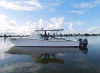 2009 Millennia Catamaran Center Console S/F