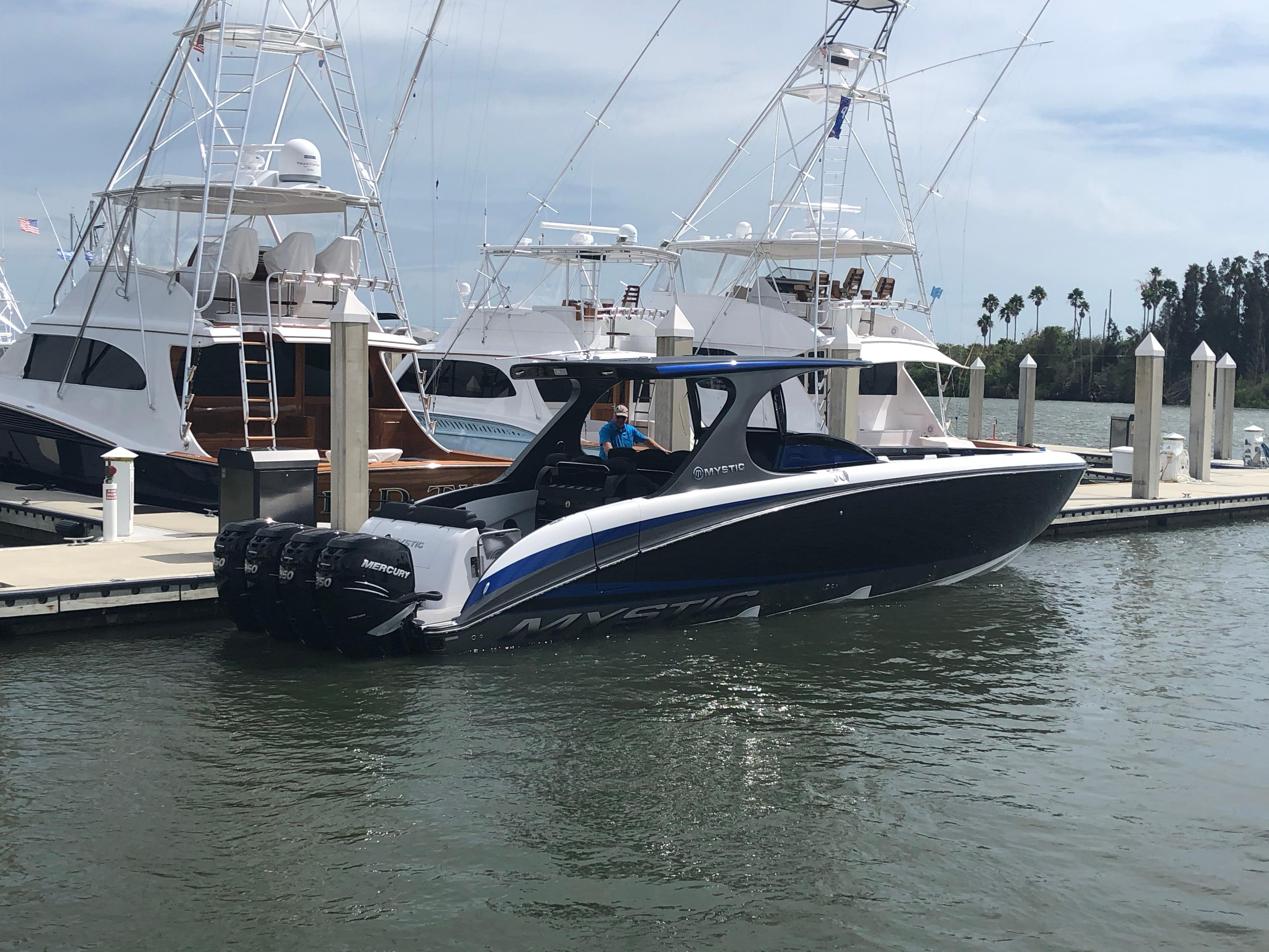 Mystic Powerboats boats for sale - Boat Trader