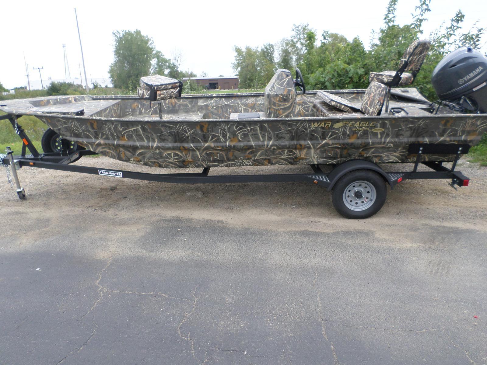 War Eagle Boats For Sale >> War Eagle Boats For Sale In Michigan Boat Trader