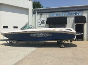 2005 Nautique Sport SV211 Limited Edition Open Bow
