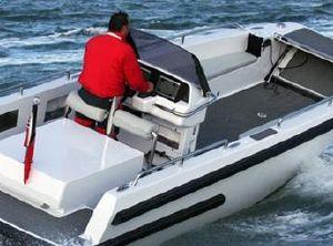 2008 Compass Tenders Work Boat