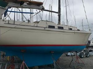 1979 Sailboat Buccaneer 305
