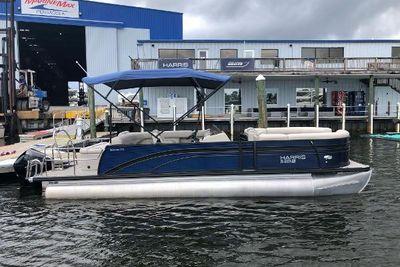 2019 Harris 250 SUNLINER
