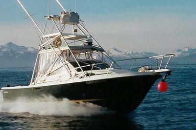 1990 Blackfin 29 Sportfisherman