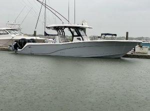 2021 Sea Fox 368 Commander