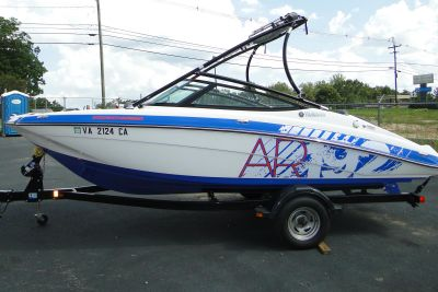2015 Yamaha Boats AR192