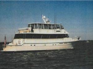 1985 Hatteras