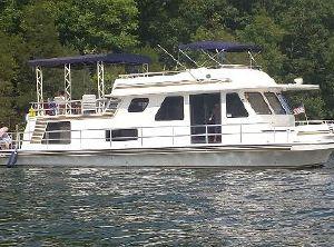 1997 Gibson Cabin Yacht 50