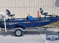 2019 Alumacraft Prowler 165