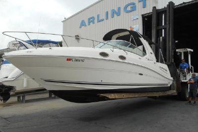 Sea Ray 260 Sundancer Boats For Sale Boat Trader