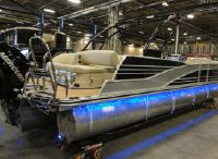 2016 Harris FloteBote 270 Grand Mariner
