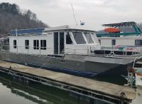 2000 Sunstar Houseboat 16x52