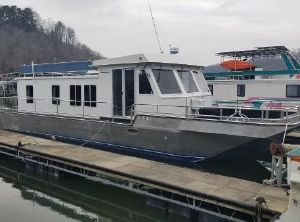 2000 Sunstar Houseboat 16x52