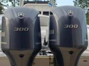 2012 Yamaha Outboards 300HP