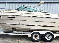 1985 Sea Ray 230 Cuddy Cabin