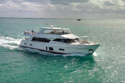2020 Ocean Alexander 100 MY