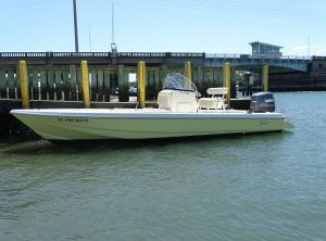 2004 Scout 220 Bay Scout