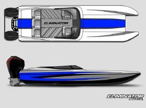 2021 Eliminator 25' Speedster