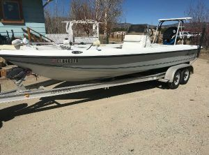 2000 Action Craft 2002TE