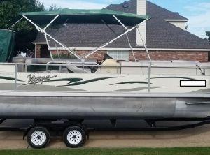 2009 Voyager 22 Sport Cruiser
