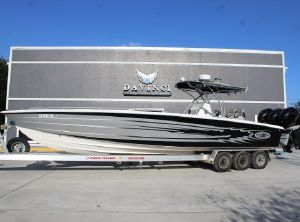 2007 Concept 36 PR Open Fish