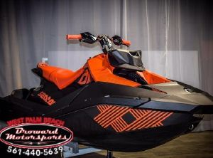 2021 Sea-Doo SPARK TRIXX 3up