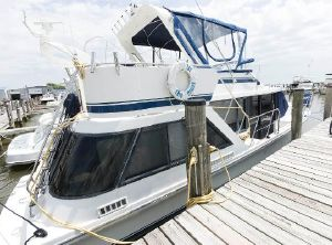 1986 Bluewater 42 Coastal Cruiser