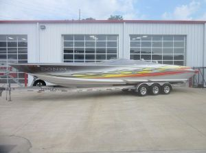 Donzi 38 Zr boats for sale - Boat Trader