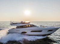 2023 Ferretti Yachts 550