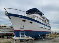 1984 DeFever Defever Offshore Cruiser
