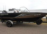 2017 Crestliner 1850 Sportfish