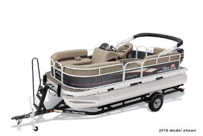 2022 Sun Tracker Party Barge 18 DLX