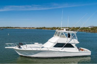 2001 Viking 50 Conv Sport Fisher
