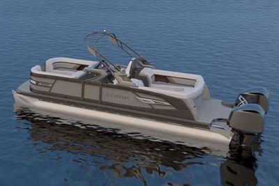 2021 Godfrey AquaPatio 256 SBC