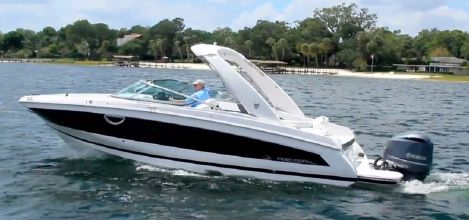 2022 Regal Outboard 26 OBX
