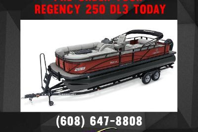 2022 Regency 250 DL3