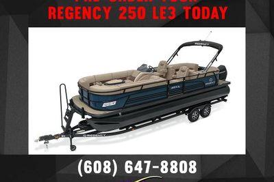 2022 Regency 250 LE3