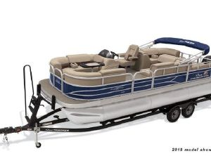 2021 Sun Tracker Party Barge 22 RF XP3
