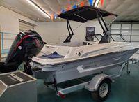 2022 Bayliner VR4 BR outboard
