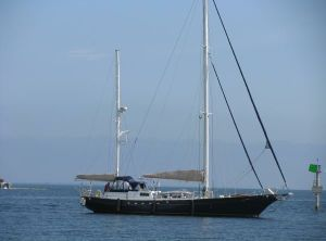 1980 Frers 72 Steel Ketch