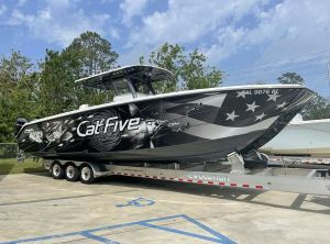 2019 Invincible 37' Catamaran