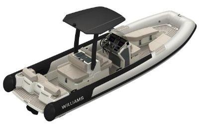 2021 Williams Jet Tenders Evojet